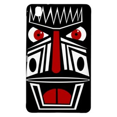 African red mask Samsung Galaxy Tab Pro 8.4 Hardshell Case