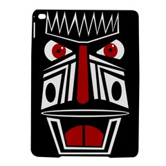 African red mask iPad Air 2 Hardshell Cases