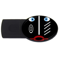 Decorative mask USB Flash Drive Oval (4 GB)