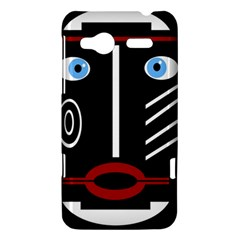 Decorative mask HTC Radar Hardshell Case