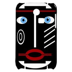 Decorative mask Samsung S3350 Hardshell Case