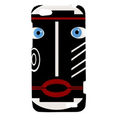 Decorative mask HTC One V Hardshell Case