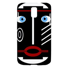 Decorative mask Samsung Galaxy S II Skyrocket Hardshell Case