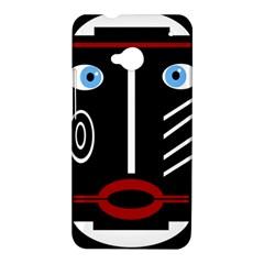 Decorative mask HTC One M7 Hardshell Case