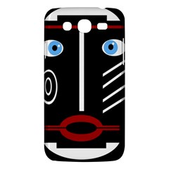 Decorative mask Samsung Galaxy Mega 5.8 I9152 Hardshell Case