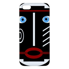 Decorative mask iPhone 5S/ SE Premium Hardshell Case