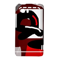 Crazy abstraction HTC Vivid / Raider 4G Hardshell Case