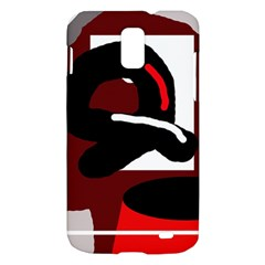Crazy abstraction Samsung Galaxy S II Skyrocket Hardshell Case