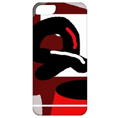 Crazy abstraction Apple iPhone 5 Classic Hardshell Case