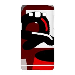 Crazy abstraction Samsung Galaxy A5 Hardshell Case