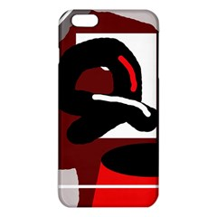 Crazy abstraction iPhone 6 Plus/6S Plus TPU Case