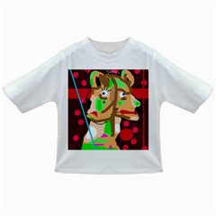 Abstract animal Infant/Toddler T-Shirts