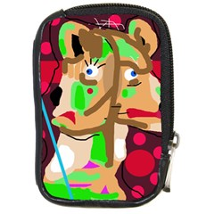 Abstract animal Compact Camera Cases