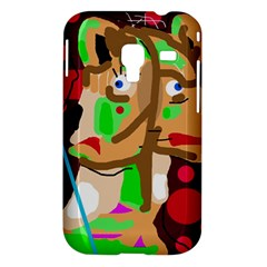 Abstract animal Samsung Galaxy Ace Plus S7500 Hardshell Case