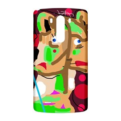 Abstract animal LG G3 Back Case