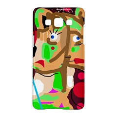 Abstract animal Samsung Galaxy A5 Hardshell Case