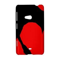 Black raven Nokia Lumia 625