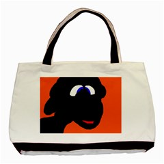 Black Sheep Basic Tote Bag (two Sides)