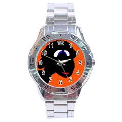 Black sheep Stainless Steel Analogue Watch