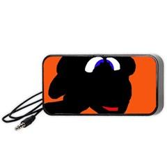 Black sheep Portable Speaker (Black)