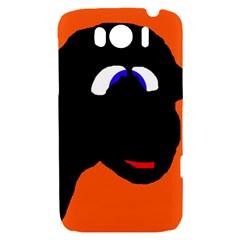 Black sheep HTC Sensation XL Hardshell Case