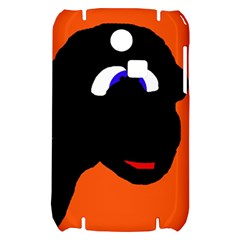 Black sheep Samsung S3350 Hardshell Case