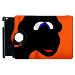 Black sheep Apple iPad 3/4 Flip 360 Case