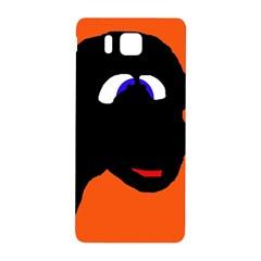 Black sheep Samsung Galaxy Alpha Hardshell Back Case