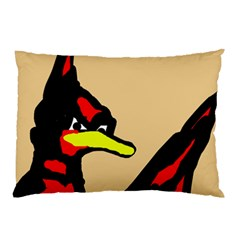 Angry Bird Pillow Case (Two Sides)
