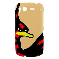 Angry Bird HTC Desire S Hardshell Case