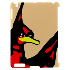 Angry Bird Apple iPad 2 Hardshell Case (Compatible with Smart Cover)