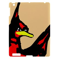 Angry Bird Apple iPad 3/4 Hardshell Case