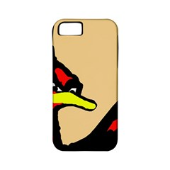 Angry Bird Apple iPhone 5 Classic Hardshell Case (PC+Silicone)