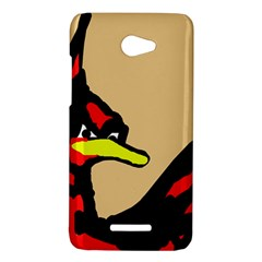 Angry Bird HTC Butterfly X920E Hardshell Case