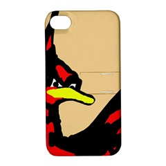 Angry Bird Apple iPhone 4/4S Hardshell Case with Stand