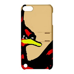 Angry Bird Apple iPod Touch 5 Hardshell Case with Stand