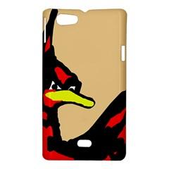 Angry Bird Sony Xperia Miro