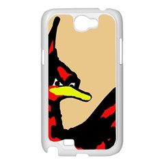 Angry Bird Samsung Galaxy Note 2 Case (White)