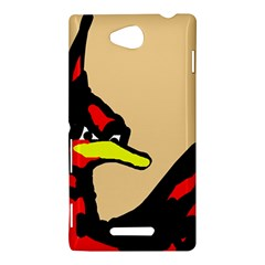 Angry Bird Sony Xperia C (S39H)