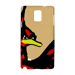 Angry Bird Samsung Galaxy Note 4 Hardshell Case