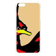 Angry Bird Apple Seamless iPhone 6 Plus/6S Plus Case (Transparent)