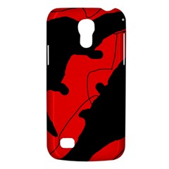 Black and red lizard  Galaxy S4 Mini
