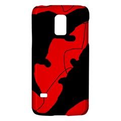 Black and red lizard  Galaxy S5 Mini