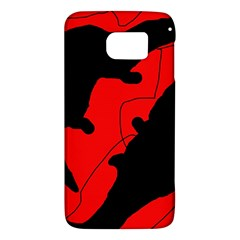 Black and red lizard  Galaxy S6
