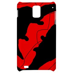 Black and red lizard  Samsung Infuse 4G Hardshell Case
