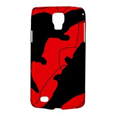 Black and red lizard  Galaxy S4 Active