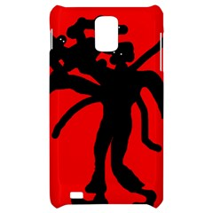 Abstract man Samsung Infuse 4G Hardshell Case
