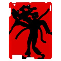 Abstract man Apple iPad 2 Hardshell Case