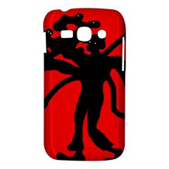 Abstract man Samsung Galaxy Ace 3 S7272 Hardshell Case
