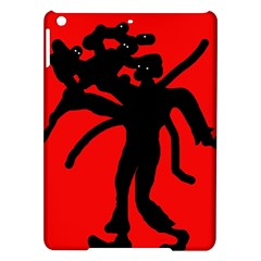 Abstract man iPad Air Hardshell Cases